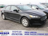 ONLY 43,608 Miles! EPA 34 MPG Hwy/22 MPG City! S trim,