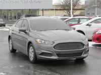 2014 Ford Fusion S Recent Arrival! Priced below KBB
