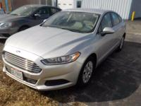 Equipment Group 100A, Fusion S, 6-Speed Automatic, and
