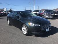 New Price! *SUNROOF*, Fusion SE, 4D Sedan, EcoBoost