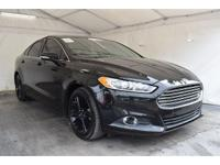This 2014 Ford Fusion 4dr 4dr Sedan SE FWD features a