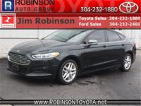 CARFAX One-Owner. 2014 Ford Fusion SE FWD 6-Speed