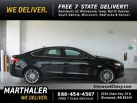 2014 Ford Fusion SE 33/22 Highway/City MPG Awards: *