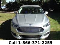 2014 Ford Fusion SE Features: Outside temp gauge - LED