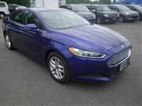 2014 Ford Fusion SE CARFAX: 1-Owner, Buy Back
