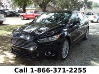 2014 Ford Fusion SE Features: Back-up Cam - Leather