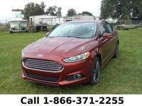 2014 Ford Fusion SE Features: Leather Seats - Back-up
