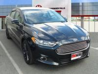 CARFAX One-Owner. Tuxedo Black Metallic 2014 Ford