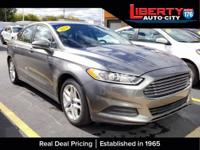 CARFAX One-Owner. Sterling Gray Metallic 2014 Ford