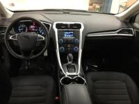 Black+2014+Ford+Fusion+SE+FWD+6-Speed+Automatic+2.5L+iV