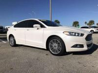 2014 Ford Fusion SE FWD 6-Speed Automatic EcoBoost 2.0L