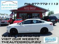 Options:  2014 Ford Fusion Introducing Our Exciting
