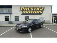 Accident Free Carfax History. Local Trade! Fusion SE,