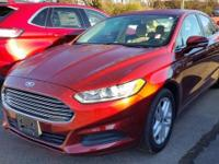 Looking for a clean, well-cared for 2014 Ford Fusion?