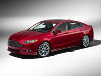 Wow look at this ONE OWNER LOW MILEAGE Ford Fusion with