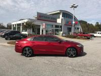 SE trim, Ruby Red Metallic Tinted Clearcoat exterior