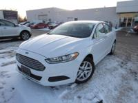 2014 Ford Fusion SE 6-Speed Automatic.34/22