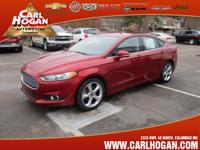 Options:  2014 Ford Fusion Se|Se 4Dr Sedan|* 1.5 Liter