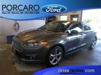 Options:  2014 Ford Fusion Se|Dark Side