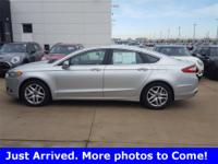 2014 Ford Fusion SE FWD 6-Speed Automatic EcoBoost 1.5L