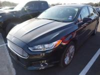 Recent Arrival! 2014 Ford Fusion SE Leather & Alloy