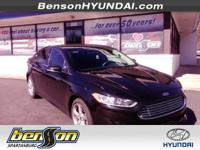 ONE OWNER, NEVER A RENTAL, and LOCAL TRADE. 4D Sedan