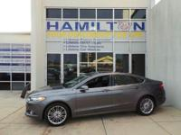 *New Arrival* *LOW MILES* This 2014 Ford Fusion SE