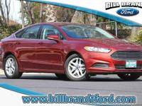 Options:  2014 Ford Fusion Se 4D Sedan|Equipment Group