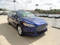 We are excited to offer this 2014 Ford Fusion. When you
