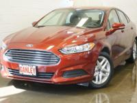 Fusion SE, 4D Sedan, 2.5L iVCT, 6-Speed Automatic, FWD,