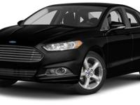 Options:  2014 Ford Fusion Se|Miles: 93783Color: