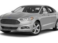 Options:  2014 Ford Fusion Se|Miles: 32907Color: