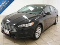 Options:  2014 Ford Fusion Se|Miles: 53575Color: Tuxedo