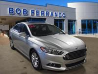 Options:  2014 Ford Fusion Se|Miles: 39084Color: Ingot