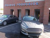 Come see this 2014 Ford Fusion SE before someone takes