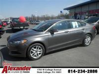 2014 Ford Fusion SE. Serving Lewisburg, Williamsport,