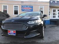 2014 Ford Fusion SE Eco Boost 1.5 save gas 1 owner Low