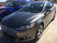 Check out this gently-used 2014 Ford Fusion we recently