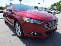 Exterior Color: ruby red, Body: 4dr Car, Engine: