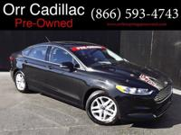 2014 Ford Fusion Sedan SE Our Location is: Orr Preowned