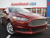 2014 Ford Fusion Sedan SE Our Location is: AutoMatch