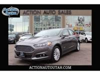 2014 Ford Fusion Energi Titanium! -Clean Title -No