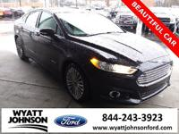 CARFAX One-Owner. Clean CARFAX. 2014 Ford Fusion Hybrid