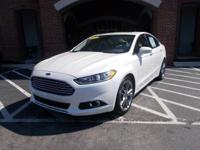 Come see this 2014 Ford Fusion Titanium before someone