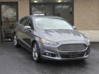 CLEAN, ONE-OWNER CARFAX!! NAVIGATION, POWER SUNROOF,