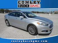 This 2014 Ford Fusion Titanium is not like every other