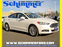 Used 2014 Ford Fusion Titanium FWD in stock at Schimmer