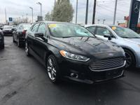 This 2014 Ford Fusion Titanium is offered to you for