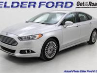 CARFAX One-Owner. 2014 Ford Certified. Fusion 4D Sedan