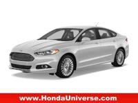 PRICED TO MOVE $2,100 below NADA Retail!, EPA 33 MPG